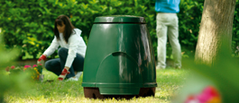 COMPOSTER 310 FOR URBAN ALLOTMENTS
